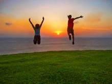 Todo lo que necesitas para sentir extremadamente felicidad está dentro tuyo y<br />nada fuera de ti te puede detener.